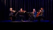 Kronos Quartet at Transylvania