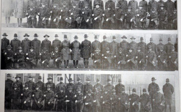 Transylvania Student Army Training Corps