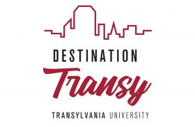 What's your destination?  Transy!