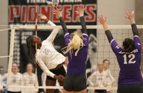 Transylvania volleyball junior achieves success as student and athlete