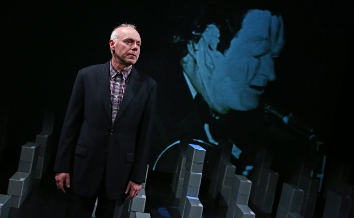 Ken Marks as Ercel Fryer in 217 BOXES OF DR. HENRY ANONYMOUS