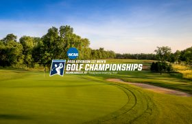 Men's NCAA Division III National Golf Championships tee off in the Bluegrass on May 14