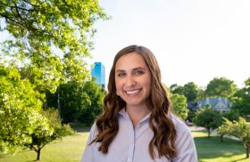 Anthropology student offers different perspective to business world