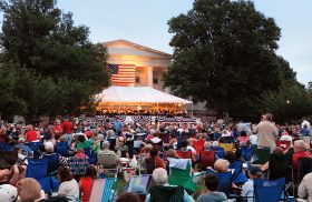 Transylvania to host Patriotic Music Concert on July 3