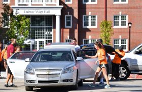 Transylvania community to go all in for New Student Move-In Day