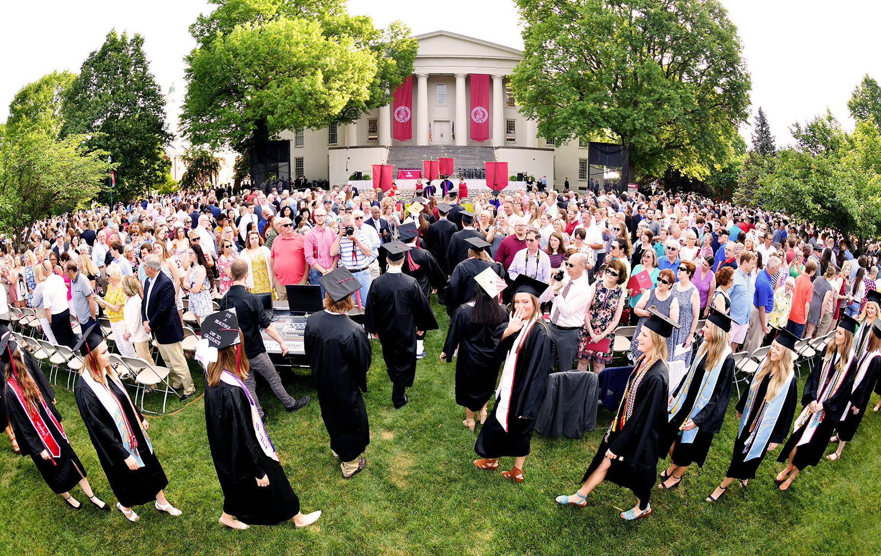 Graduation 2019 Transylvania University