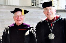 In Memoriam: David Jones, Transylvania trustee and faculty development benefactor
