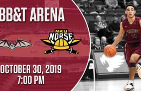 Transylvania men's basketball to open up 2019-20 season with exhibition at Northern Kentucky