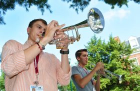 Transylvania offers generous scholarships to alumni of statewide summer programs