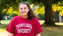 transy student