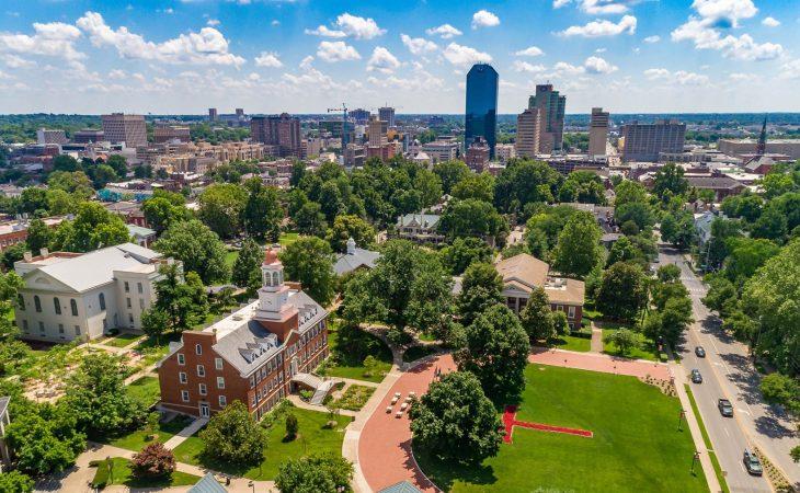 Transylvania University in Lexington, Kentucky