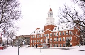 Healthy at Transy: Returning to campus after winter break