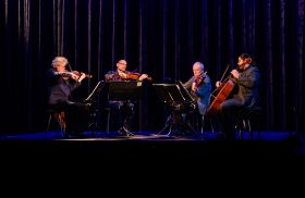 New Frontiers: A look back at the Kronos Quartet
