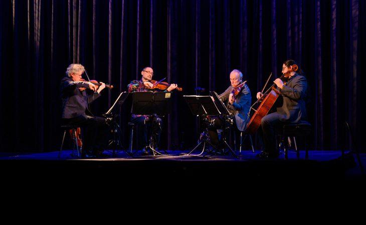 Kronos Quartet at Transylvania