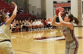 Transylvania women's basketball player accepted into highly selective 'So You Want To Be A Coach' program