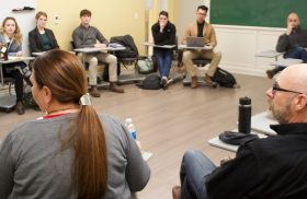 Transylvania students asked to consider 'life-changing' Peace Corps experience