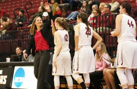 Top 10 Transylvania women's basketball team something to cheer about on National Girls & Women in Sports Day