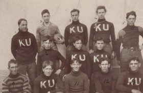 Undefeated since '42: A look back at Transy's historic role in bringing football to Kentucky