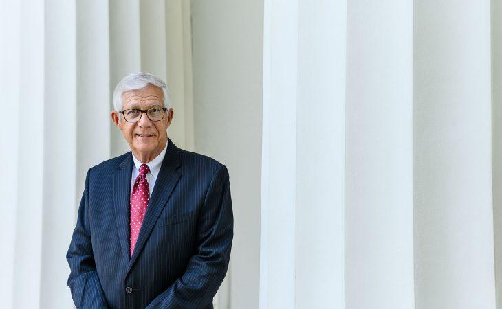 Transylvania University President John Williams