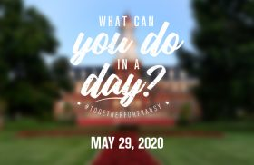 What can you do in a day? Join Transy May 29 to find out!