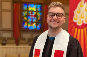 Ministry at a distance: Transylvania student to participate in virtual church internship this summer