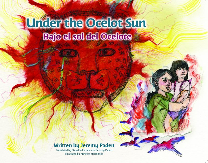 Under The Ocelot Sun, cover