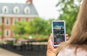 Transylvania launches self-guided, multimedia tours of campus
