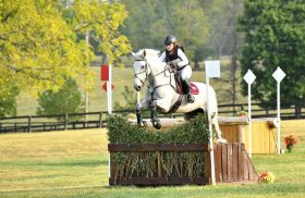 Unique Transylvania eventing scholarship highlighted by national organization