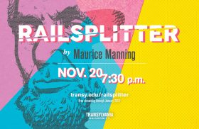 From students to alumni, Transylvania community collaborates on 'Railsplitter' theater production