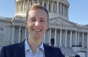 From Transylvania to Oxford and on to D.C., senior legislative aide keeps focused on citizens he serves