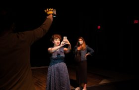 Transylvania Theater online production of 'Railsplitter' gives students crash course in digital liberal arts