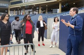 Learning by doing — Transylvania alumnus hits a home run, becomes minor league baseball general manager