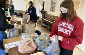 Volunteer work part of Transylvania's liberal arts mission