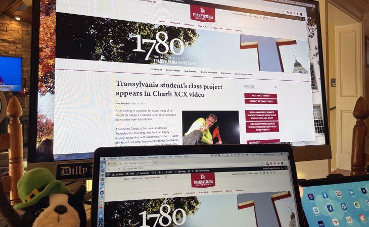 Transylvania 2020 Top Blog Posts