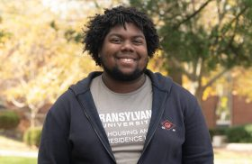 Neuroscience program at Transylvania is 'cherry on top' for student leader from Florida
