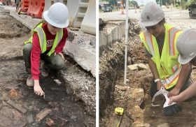 Archaeology magazine features project with Transylvania ties