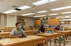 Program-related scholarships encourage Lexington students to continue path of academic excellence at Transylvania