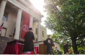Transylvania announces plans for in-person commencement and 2021-22 academic year