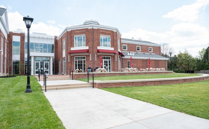 transy campus center