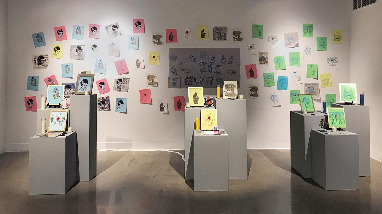 Transylvania Senior Art Exhibit explores augmentations of life over past year