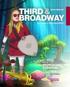 Third and Broadway Magazine