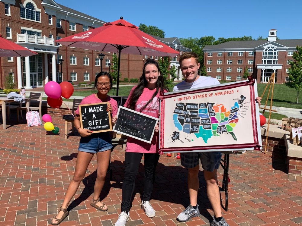 Together for Transy 2021 brings in record support for student scholarships, aid
