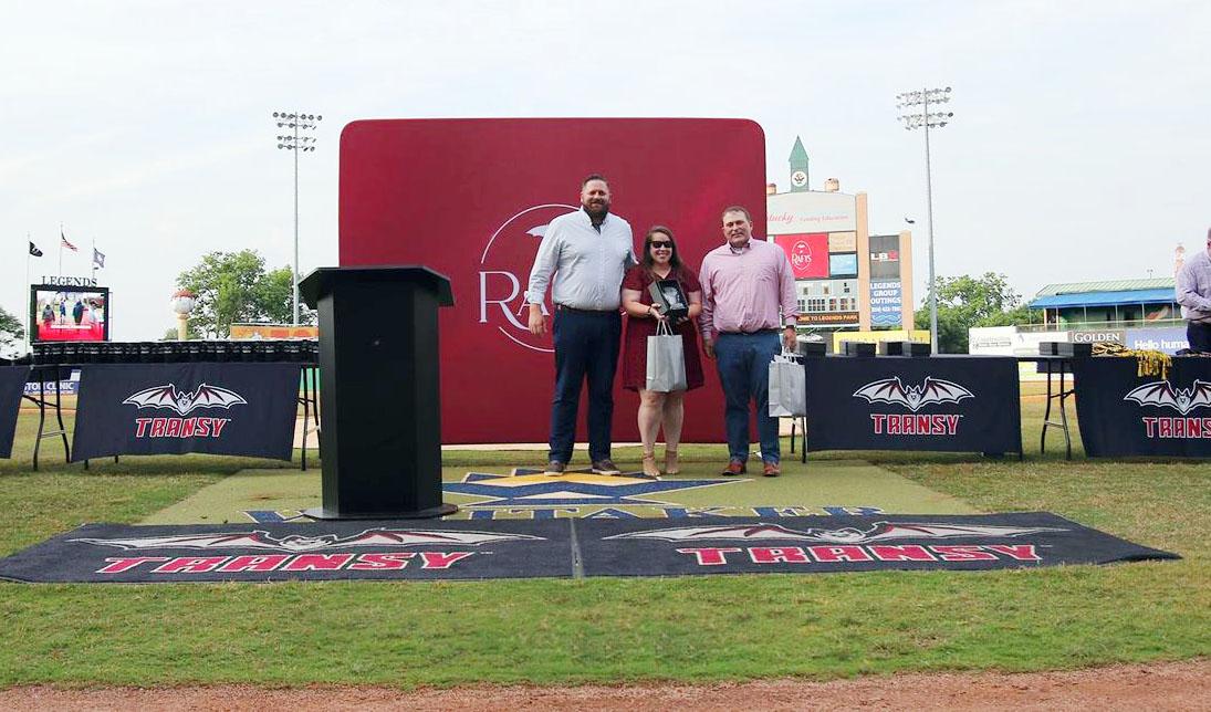 Transylvania Baseball, Toivonen and Robinson highlight winners at 2021 RAFY Awards