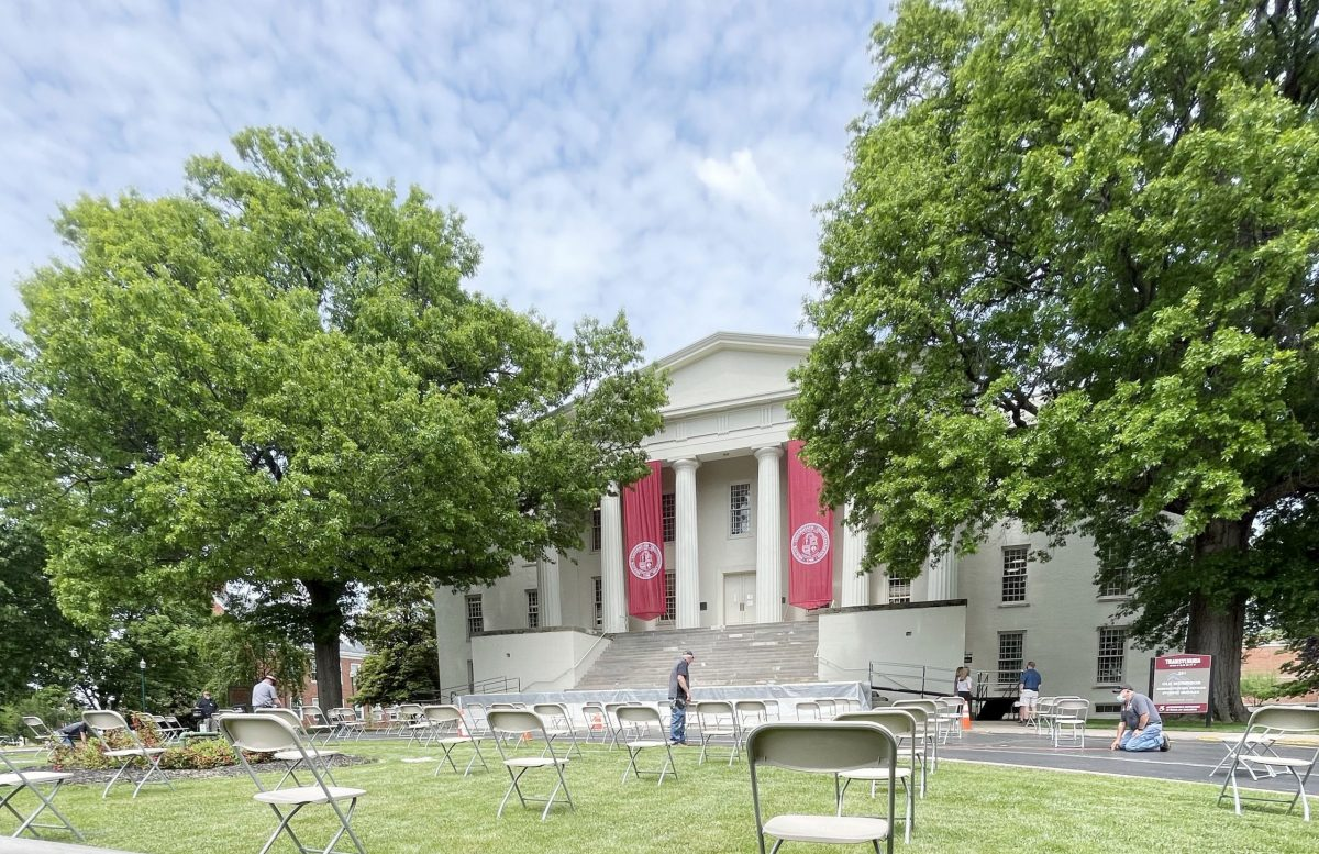 Transylvania to honor Class of 2020 with in-person commencement Saturday
