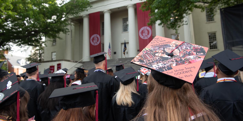 Transylvania spotlights graduating seniors