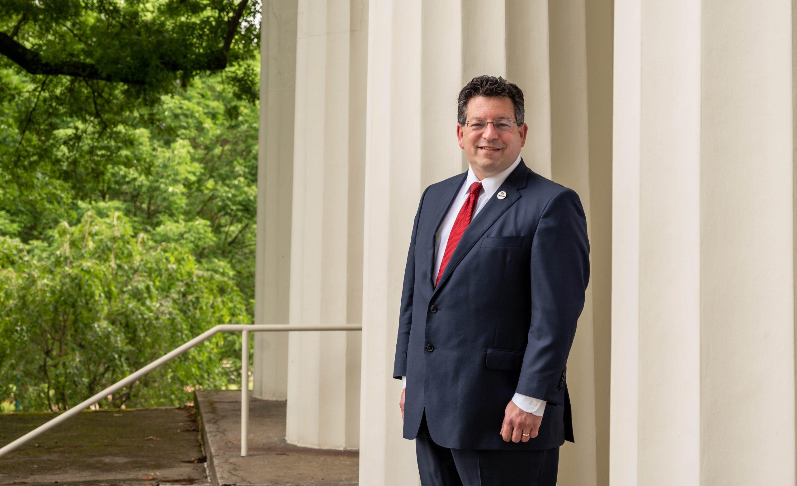 Transylvania president joins Leadership Kentucky 2021 class