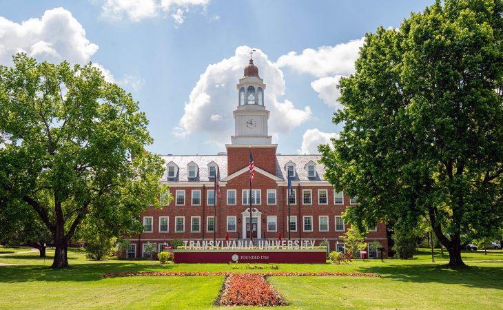 Transylvania University Lexington Kentucky