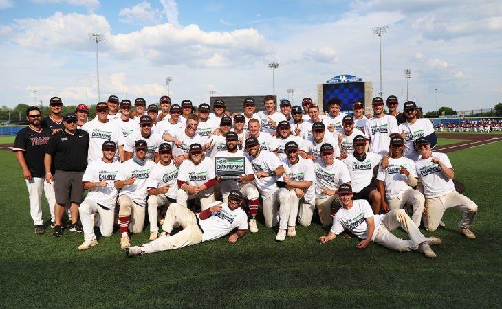 2021 Transylvania Pioneers Baseball Team