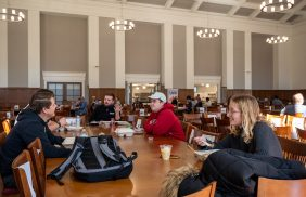 Great Hall dining
