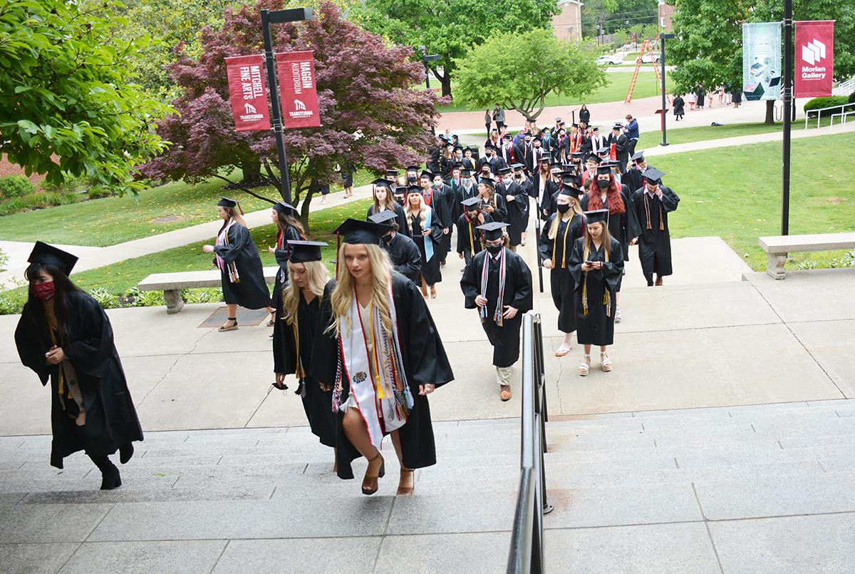 Transylvania showcases recent graduates on Instagram